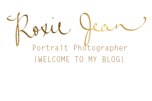 Roxie Photography logo
