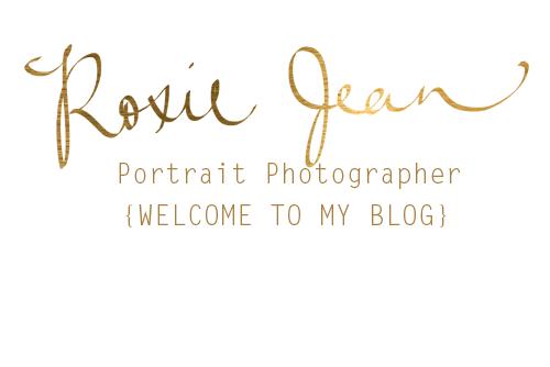 Roxie Photography logo