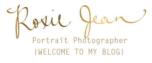 Roxie Jean Photography logo